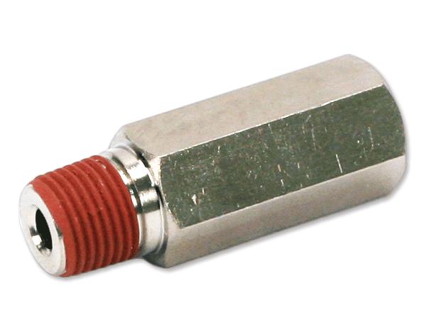 Клапан обратный VIAIR (1/8П - 1/8М 12 мм NPT)