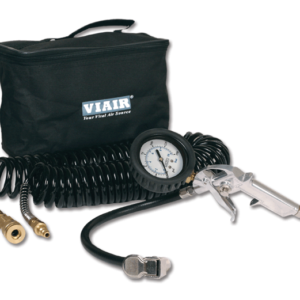 Комплект для подкачки колес VIAIR манометр 2,5 200 PSI шланг сумка