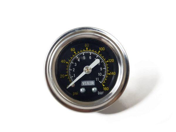 Манометр VIAIR 1.5 160 PSI черный