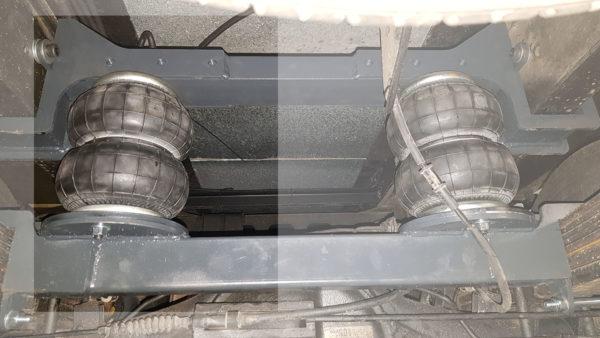 Пневмоподвеска Hyundai HD 35, задняя ось, Aride